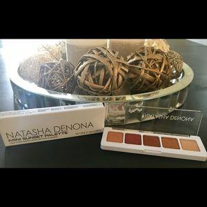 Natasha Denona Makeup - Natasha Denona Mini Sunset Eyeshadow Palette